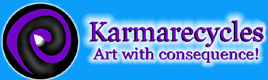 KarmaRecycles ~ Art with consequence